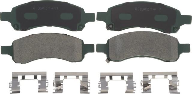 Autopart International 1412-30869 Disc Brake Pad Set