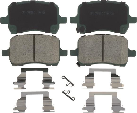 Autopart International 1412-30870 Disc Brake Pad Set