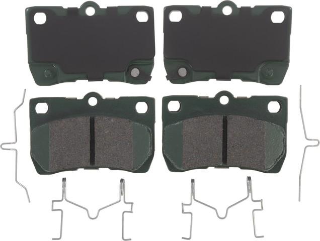 Autopart International 1412-30878 Disc Brake Pad Set