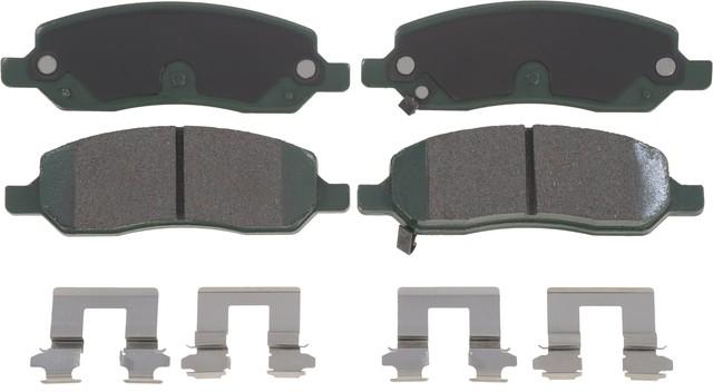 Autopart International 1412-30882 Disc Brake Pad Set