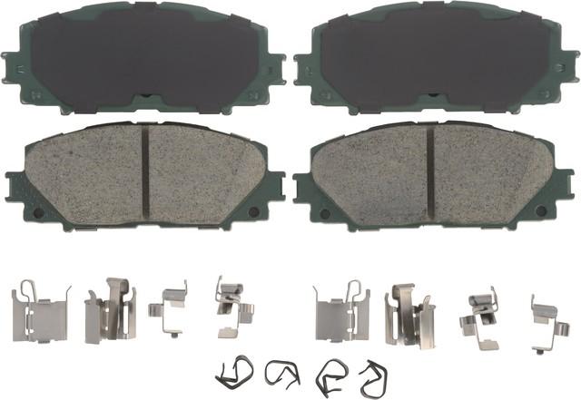 Autopart International 1412-30886 Disc Brake Pad Set