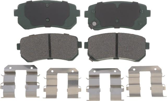 Autopart International 1412-30891 Disc Brake Pad Set