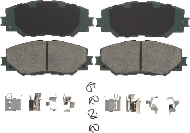 Autopart International 1412-30893 Disc Brake Pad Set