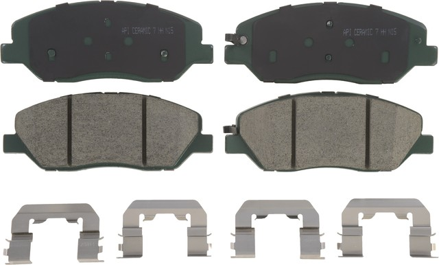 Autopart International 1412-30898 Disc Brake Pad Set