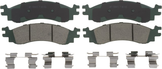 Autopart International 1412-30935 Disc Brake Pad Set