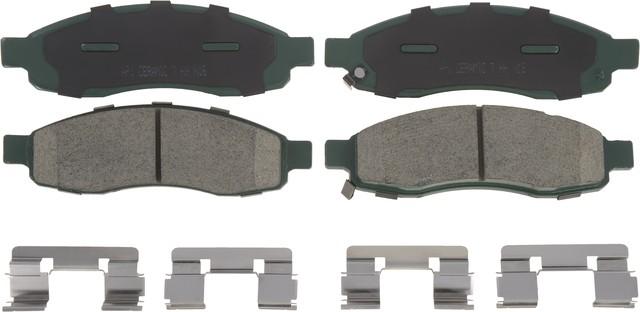 Autopart International 1412-30939 Disc Brake Pad Set