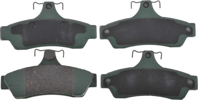 Autopart International 1412-30950 Disc Brake Pad Set