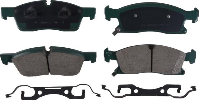 Autopart International 1412-320948 Disc Brake Pad Set