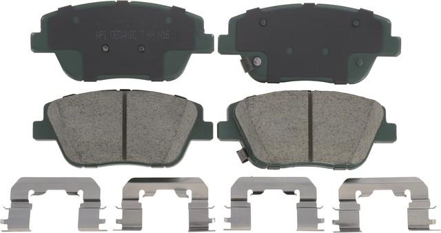 Autopart International 1412-321580 Disc Brake Pad Set