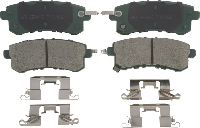 Autopart International 1412-321699 Disc Brake Pad Set