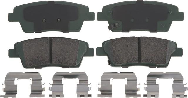 Autopart International 1412-321978 Disc Brake Pad Set