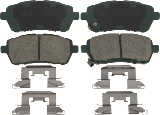 Autopart International 1412-322128 Disc Brake Pad Set
