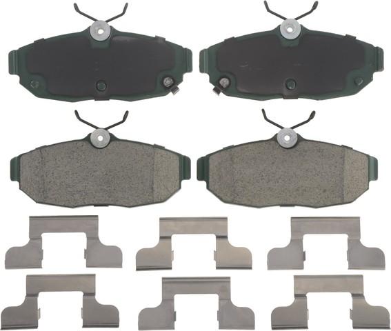Autopart International 1412-322277 Disc Brake Pad Set