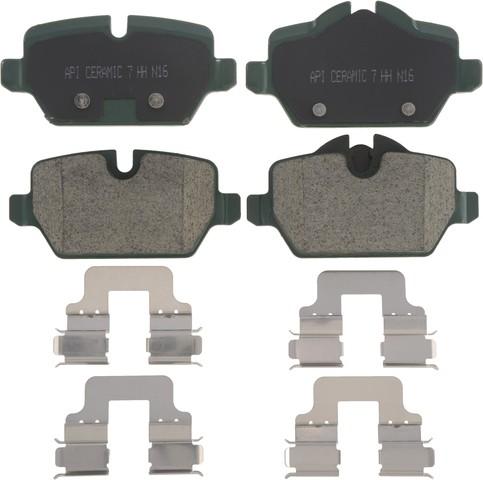 Autopart International 1412-324795 Disc Brake Pad Set