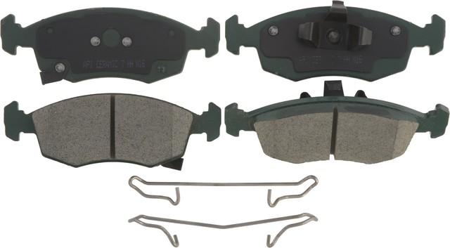 Autopart International 1412-326192 Disc Brake Pad Set