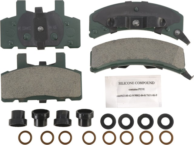 Autopart International 1412-36352 Disc Brake Pad Set