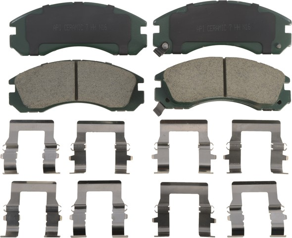 Autopart International 1412-36441 Disc Brake Pad Set