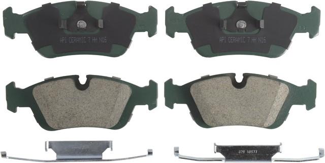 Autopart International 1412-36458 Disc Brake Pad Set