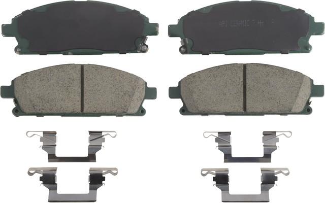 Autopart International 1412-36522 Disc Brake Pad Set