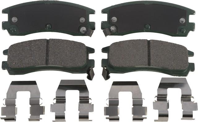 Autopart International 1412-36536 Disc Brake Pad Set