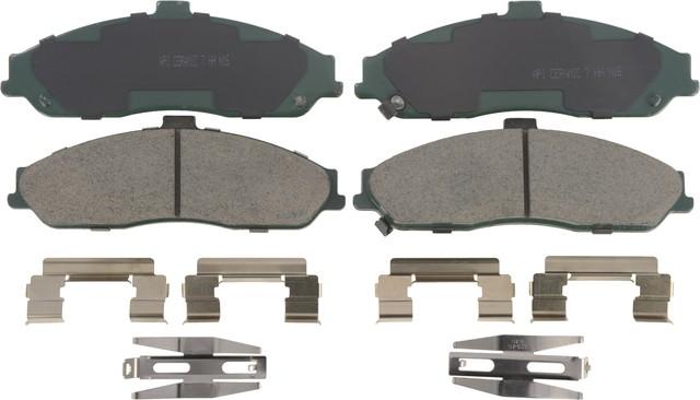 Autopart International 1412-36546 Disc Brake Pad Set