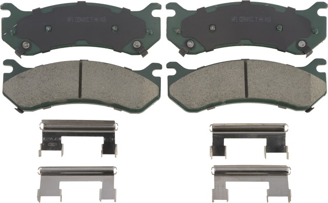 Autopart International 1412-36562 Disc Brake Pad Set