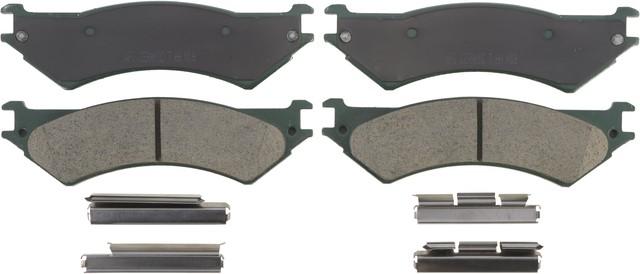 Autopart International 1412-36572 Disc Brake Pad Set