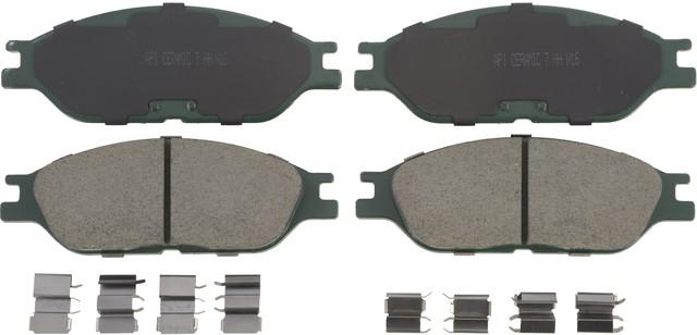 Autopart International 1412-36573 Disc Brake Pad Set