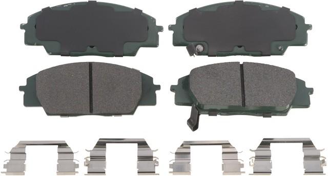 Autopart International 1412-36587 Disc Brake Pad Set