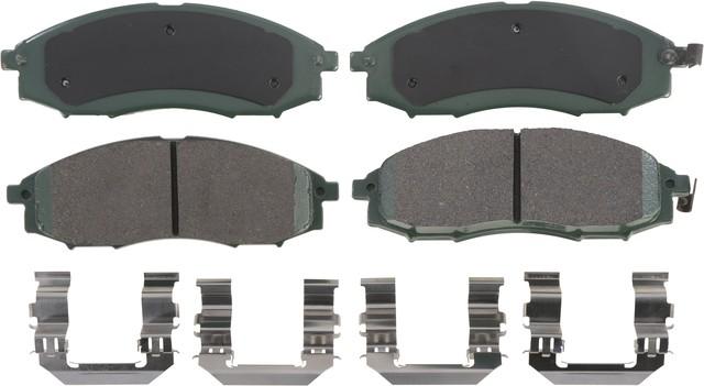 Autopart International 1412-36588 Disc Brake Pad Set
