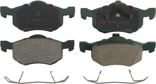 Autopart International 1412-36598 Disc Brake Pad Set