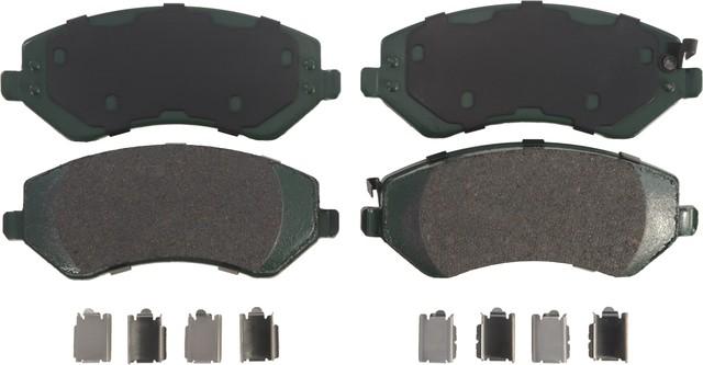 Autopart International 1412-36605 Disc Brake Pad Set