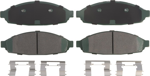 Autopart International 1412-36706 Disc Brake Pad Set