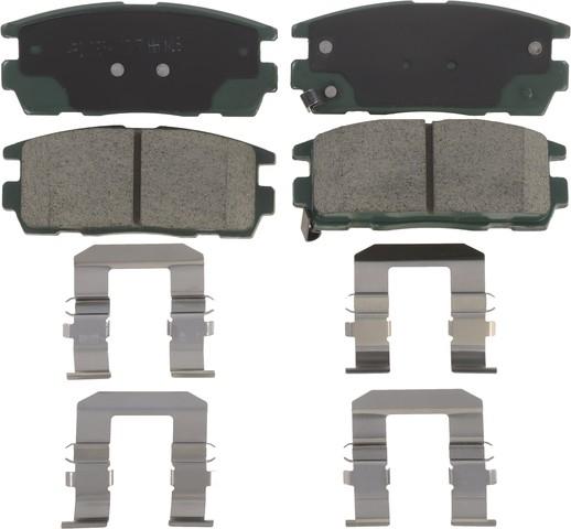 Autopart International 1412-36709 Disc Brake Pad Set