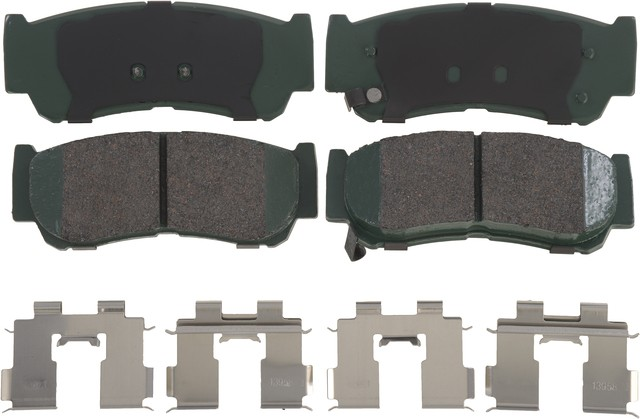 Autopart International 1412-36779 Disc Brake Pad Set