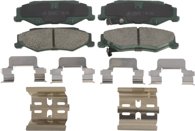 Autopart International 1412-36797 Disc Brake Pad Set