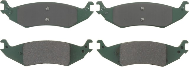 Autopart International 1412-36842 Disc Brake Pad Set