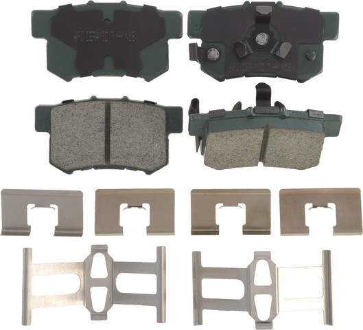 Autopart International 1412-36846 Disc Brake Pad Set