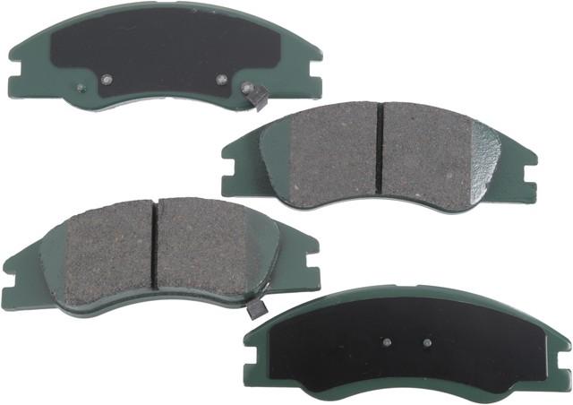 Autopart International 1412-36855 Disc Brake Pad Set