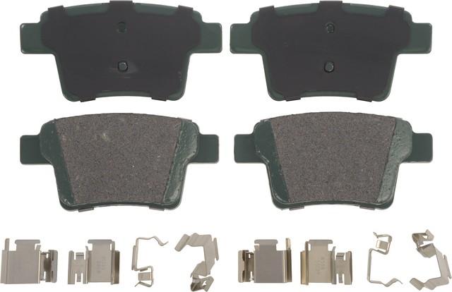 Autopart International 1412-36857 Disc Brake Pad Set