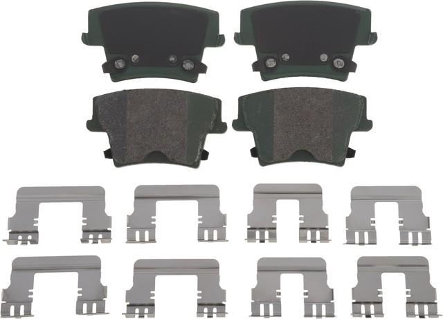 Autopart International 1412-36863 Disc Brake Pad Set