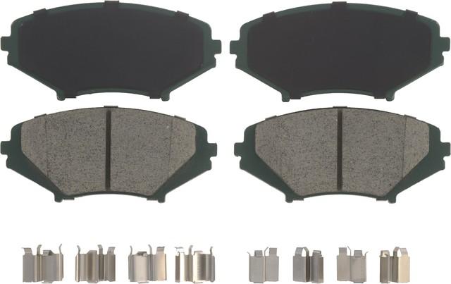 Autopart International 1412-36875 Disc Brake Pad Set