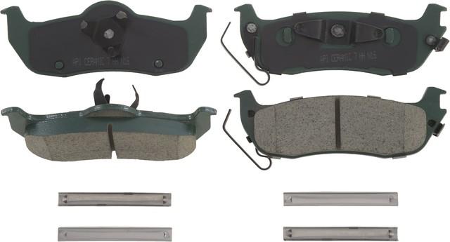 Autopart International 1412-36887 Disc Brake Pad Set