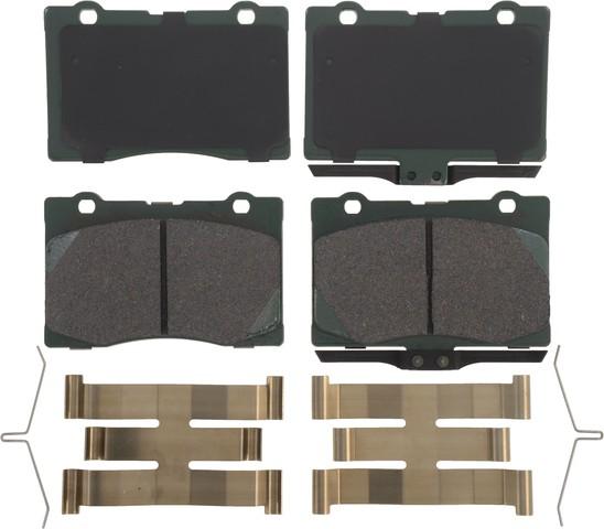 Autopart International 1412-36889 Disc Brake Pad Set
