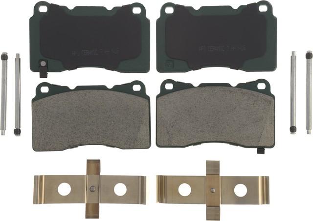 Autopart International 1412-36897 Disc Brake Pad Set