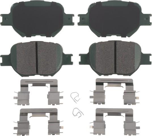 Autopart International 1412-36902 Disc Brake Pad Set