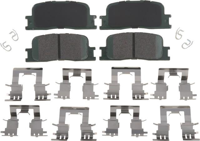 Autopart International 1412-36907 Disc Brake Pad Set