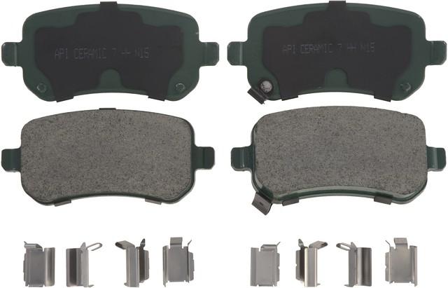 Autopart International 1412-36932 Disc Brake Pad Set