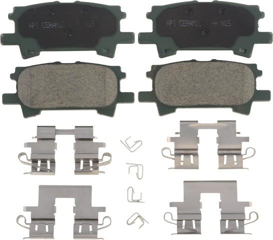 Autopart International 1412-36966 Disc Brake Pad Set