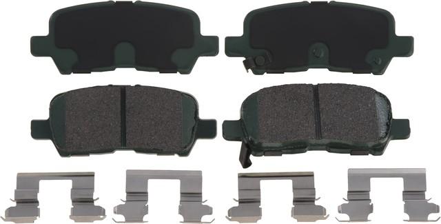 Autopart International 1412-36969 Disc Brake Pad Set